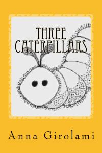 three caterpillars (cover)